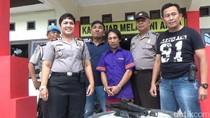 Polisi Bekuk Pencuri Spesialis Ban Mobil di Palembang