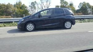 Inikah Honda Jazz Terbaru?