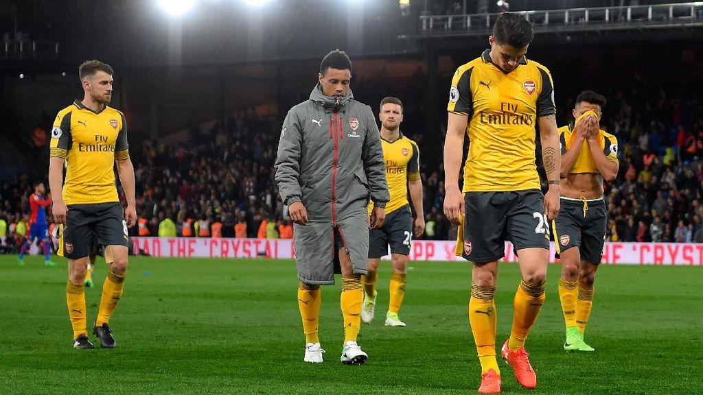 Berlanjutnya Laju Buruk Arsenal di Laga Tandang