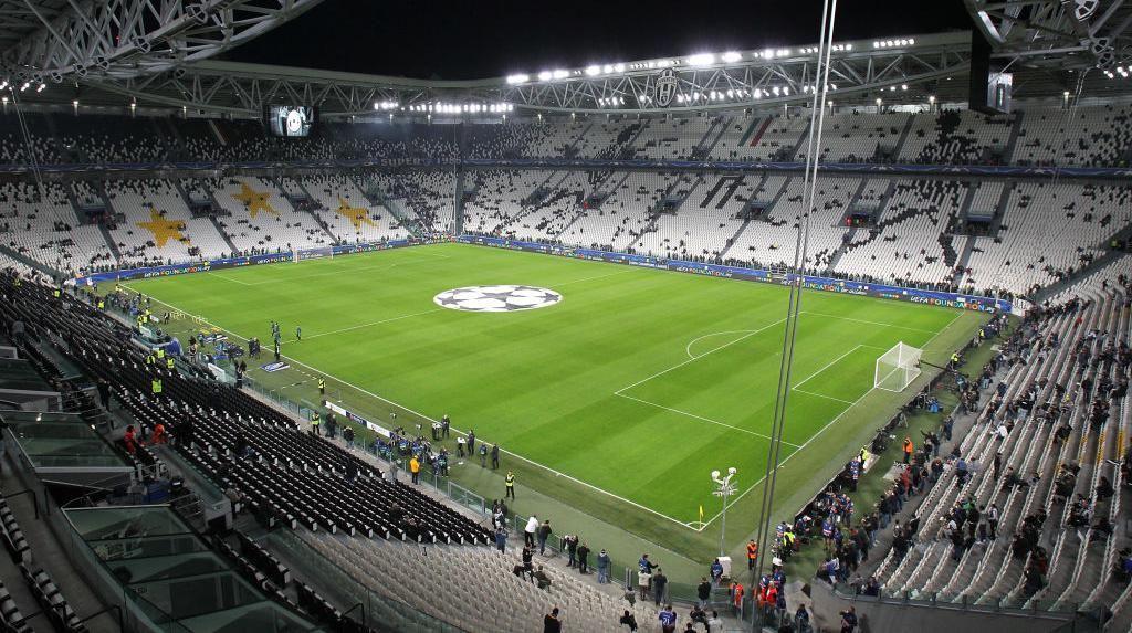 Formasi 4-2-3-1 Juventus Bisa Bungkam Barcelona di Juventus Stadium