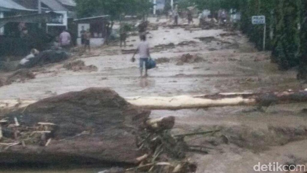 Banjir Bandang Aceh Tenggara, BPBD: 2.476 Jiwa Mengungsi