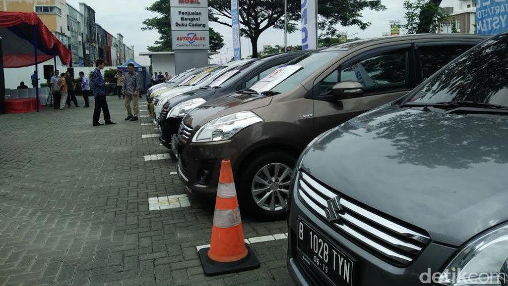 Mobil Bekas Selain Suzuki Bisa Dibeli di Suzuki Auto Value?