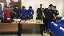 Penyelundupan Sabu Lintas Negara Terungkap di Entikong