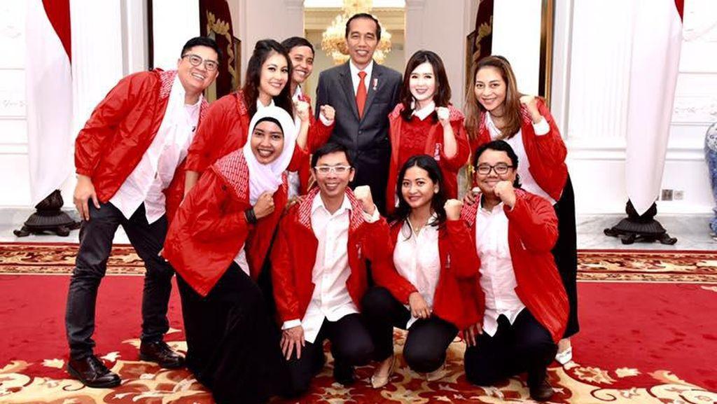 PSI Dukung Jokowi, Ketua PDIP: Partai Anak Muda Belum Teruji