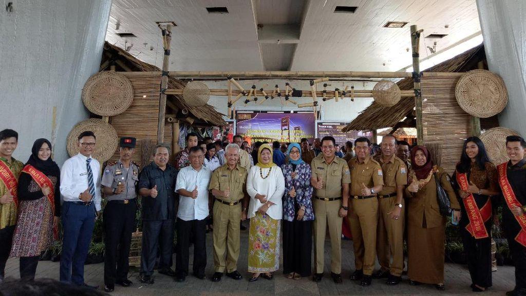 Incar 13 Ribu Wisman, Palembang Gelar Tourism Art Festival