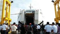 Dermaga VI Pelabuhan Merak Siap Beroperasi Saat Mudik 2017