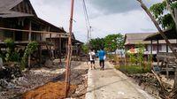 Rumah Panggung & Tradisi 'Memberi Makan Leluhur' di Wakatobi
