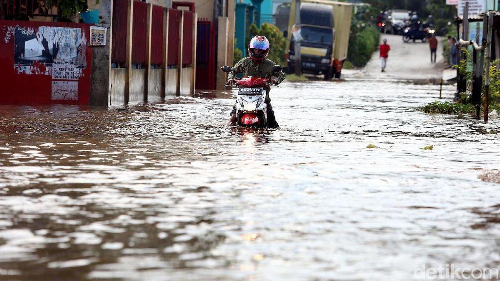 Jangan Seperti Jakarta, Ibu Kota Baru Harus Bebas Banjir