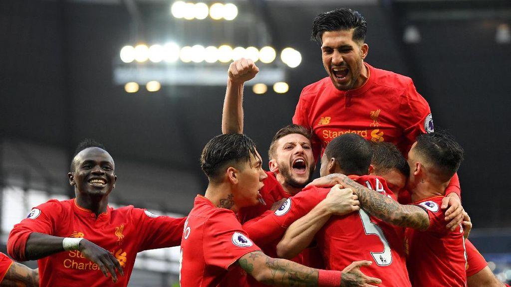 Soal Finis Empat Besar, Milner: Liverpool yang Tentukan Nasibnya Sendiri