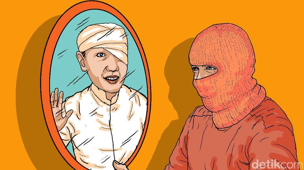 Tangis Teroris di Kembang Kuning