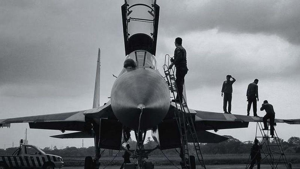 Ini Keseruan HUT TNI AU ke ke-71