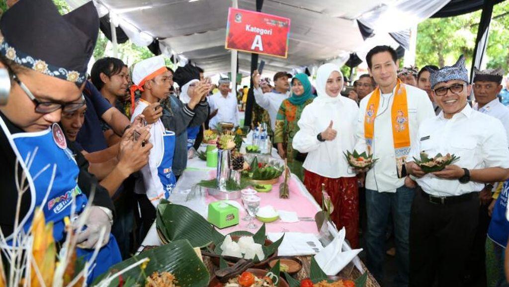 Festival Banyuwangi Kuliner Merupakan Upaya Mengangkat Kuliner Lokal Agar Populer
