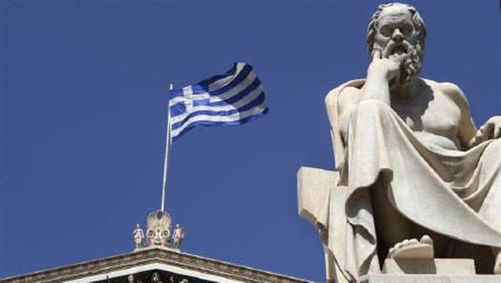 Uni Eropa Pangkas Bantuan untuk Bank Yunani Jadi Rp 607 T