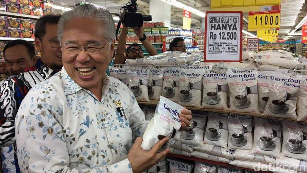 Mendag Siap Terbitkan Aturan Baru Soal Pasar dan Pusat Perbelanjaan