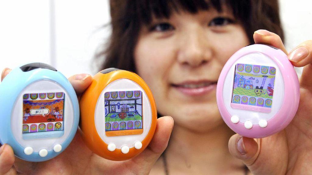 Tamagotchi, Sahabat Digital Anak Milenial