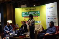Big Bad Wolf Jakarta 2017