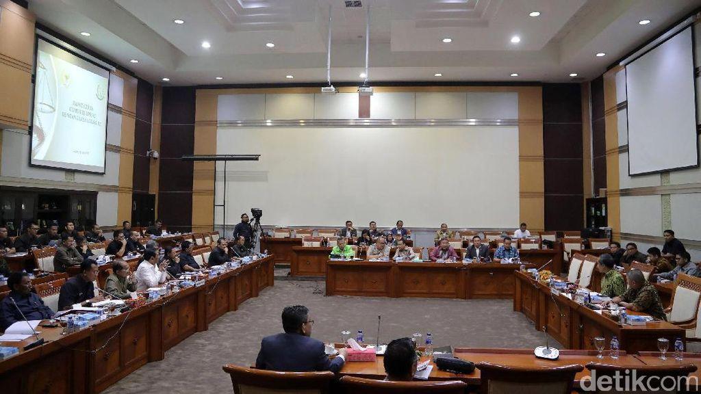 DPR akan Tanya Kapolri Soal Tewasnya Taruna Akpol