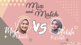 Video: Mix and Match Mega Iskanti VS Nabila Hatifa