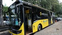 TransJakarta Siap Hadirkan 300 Bus Ramah Difabel