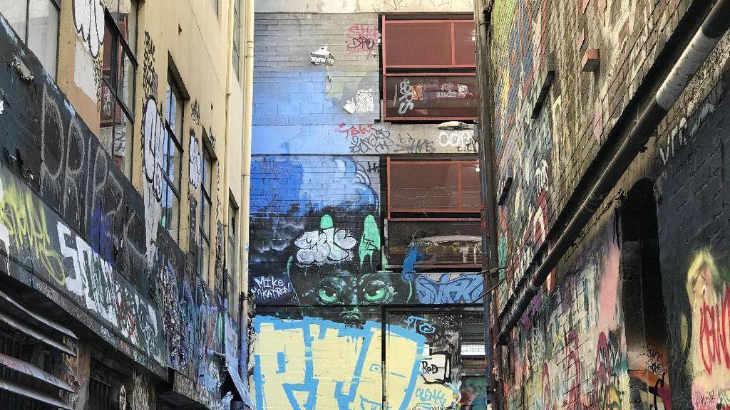 Ini Spot Foto yang Sedang Hits di Melbourne