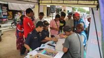 Berantas Barang Ilegal, Bea-Cukai Sobo Pasar