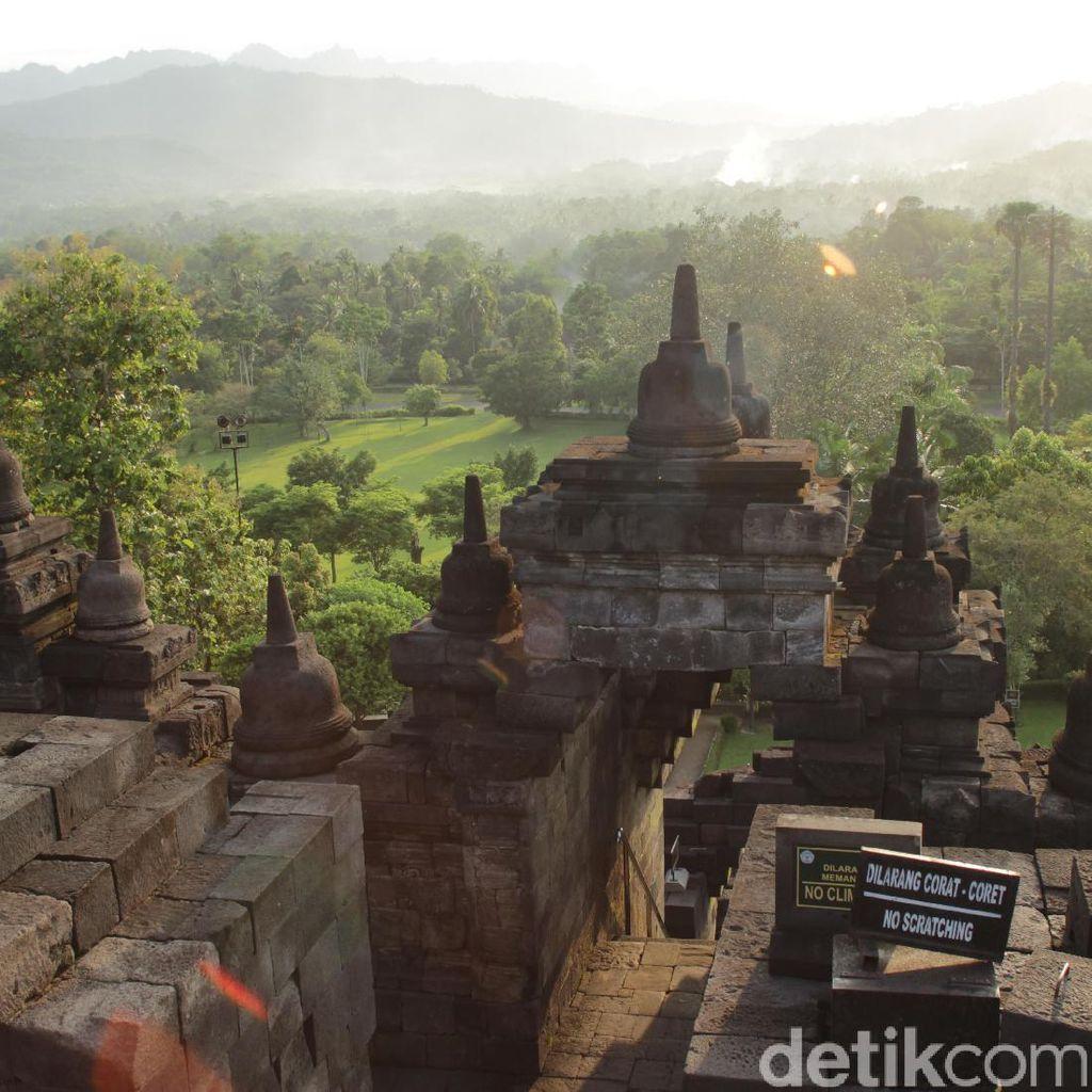 Liburan ke Borobudur, Obama akan Dikawal 650 Personel Gabungan