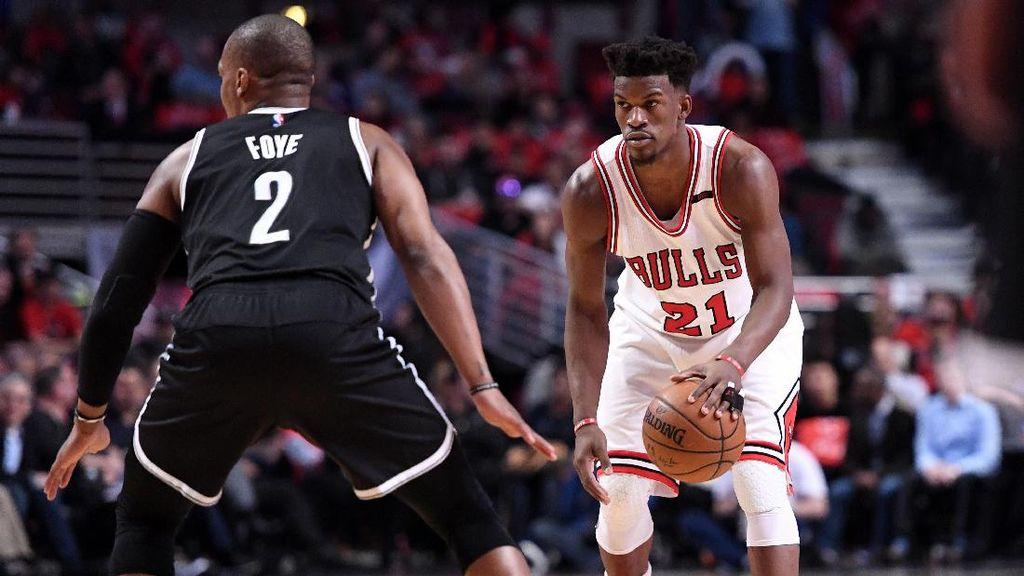 Pacers dan Bulls ke Playoff, Heat Tersisih