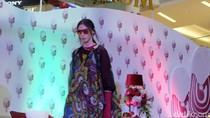 Mel Ahyar First Padukan Unsur Tren 2017, Tabrak Motif & Warna Botanikal
