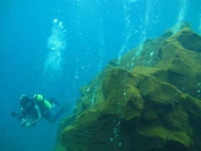 Indonesia Memang Juara, Punya Gunung Berapi di Bawah Laut