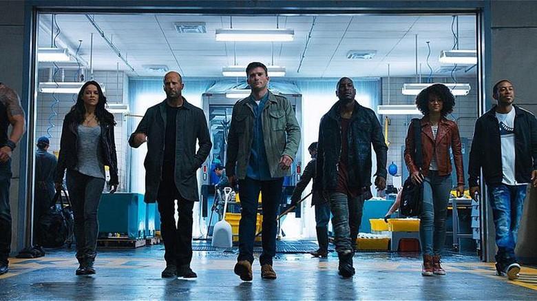 Fast and Furious 8 Masuk Daftar Film Berpendapatan Tinggi Sepanjang Masa