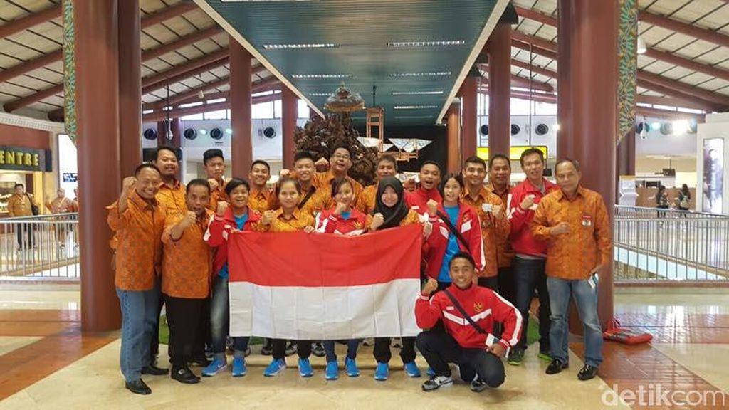 Indonesia Amankan Dua Kuota Angkat Besi ke Youth Olympic Games 2018