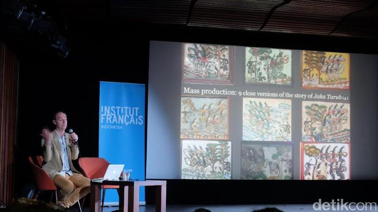 Penelitian Lukisan Kaca Masih Jarang di Dunia