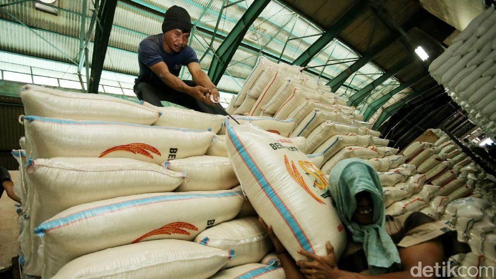 Harga Acuan Beras Premium dan Medium Rp 9.000/Kg