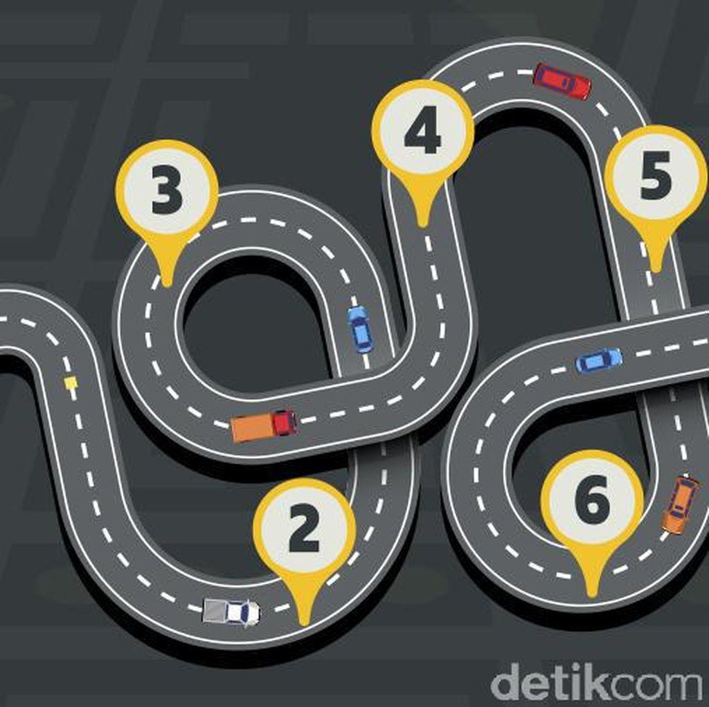 Horor Kemacetan Jelang Libur Panjang