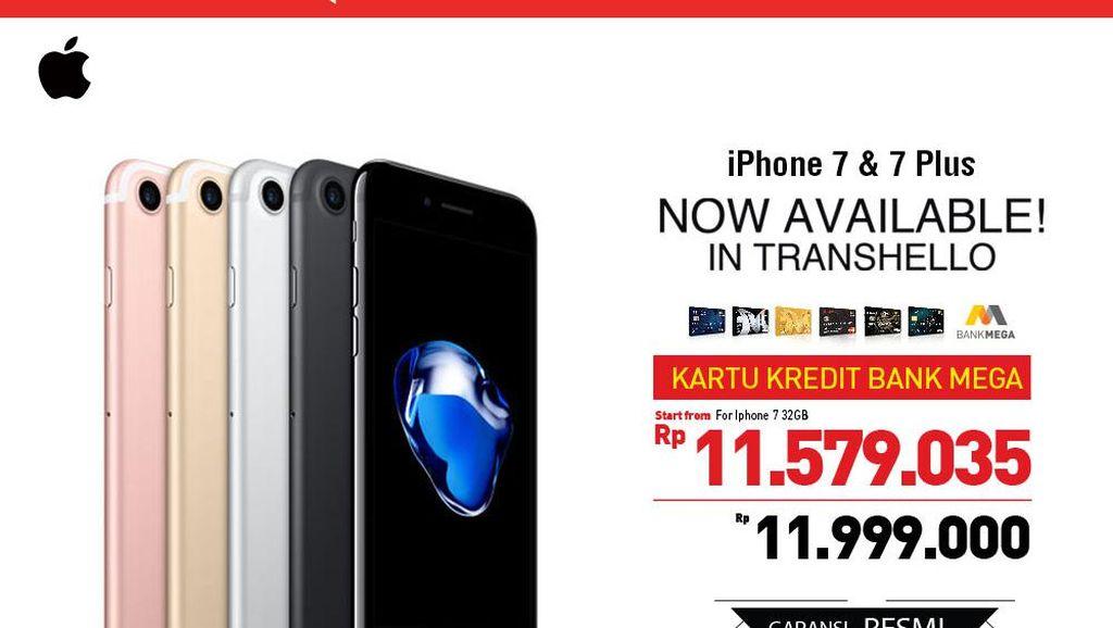 Transmart Carrefour Berikan Harga Khusus Smartphone, Ada iPhone 7