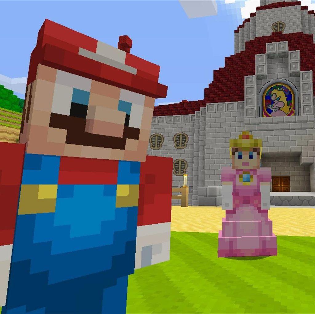Catat! Ini Jadwal Rilis Minecraft di Nintendo Switch