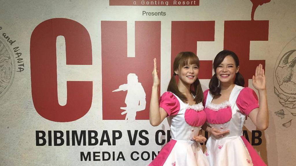 Pertunjukan Teatrikal CHEF: Bibimbap vs Chilli Crab Segera Hadir di Singapura