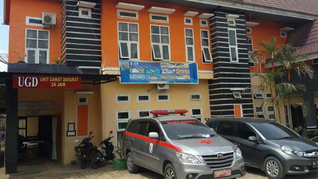Berkunjung ke Puskesmas yang Berstatus Bintang 4 di Riau