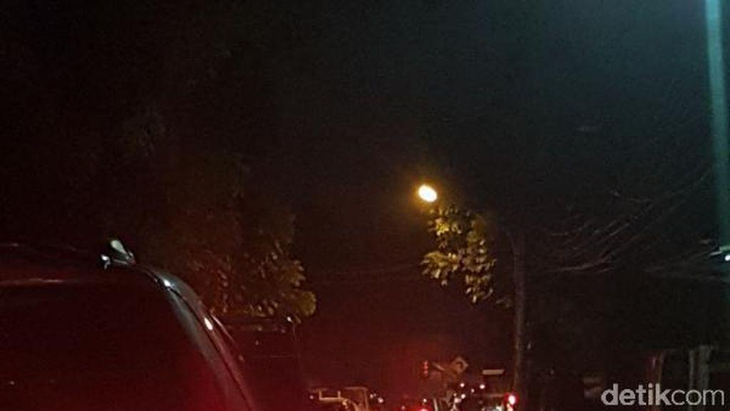Tol JORR Macet Parah, Mampang-Jatiwaringin 3 Jam Lebih