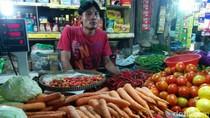 Antisipasi Penimbunan Bahan Pangan, Polda Jabar Turun ke Pasar