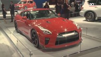 Video: SUV Keren hingga Mobil Listrik Mejeng di New York Auto Show