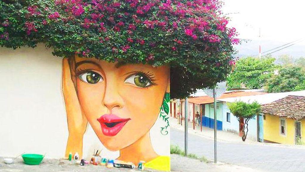 Kumpulan Street Art Keren nan Instagrammable
