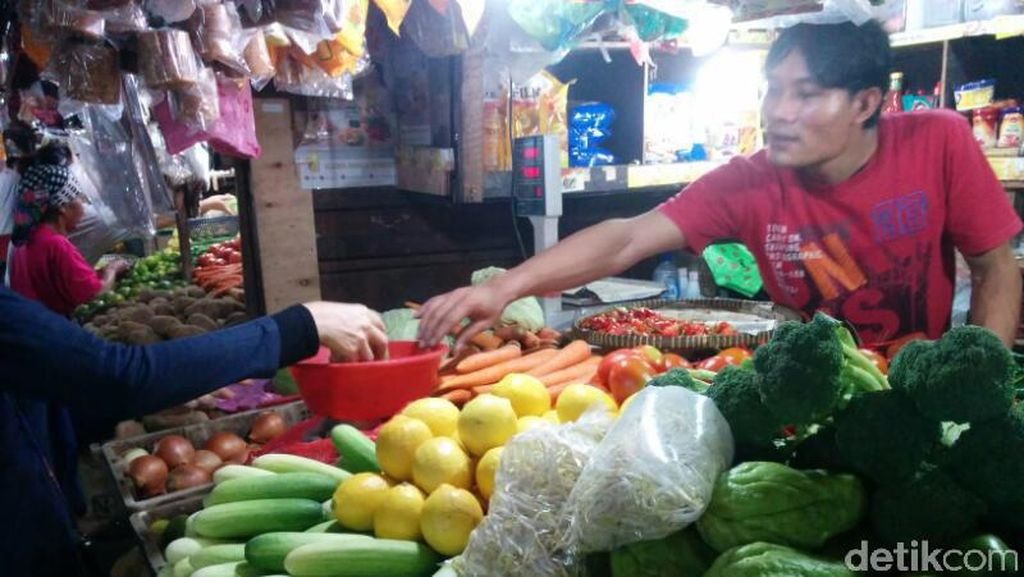 Sebulan Jelang Puasa, Harga Sembako di Jakarta Belum Naik