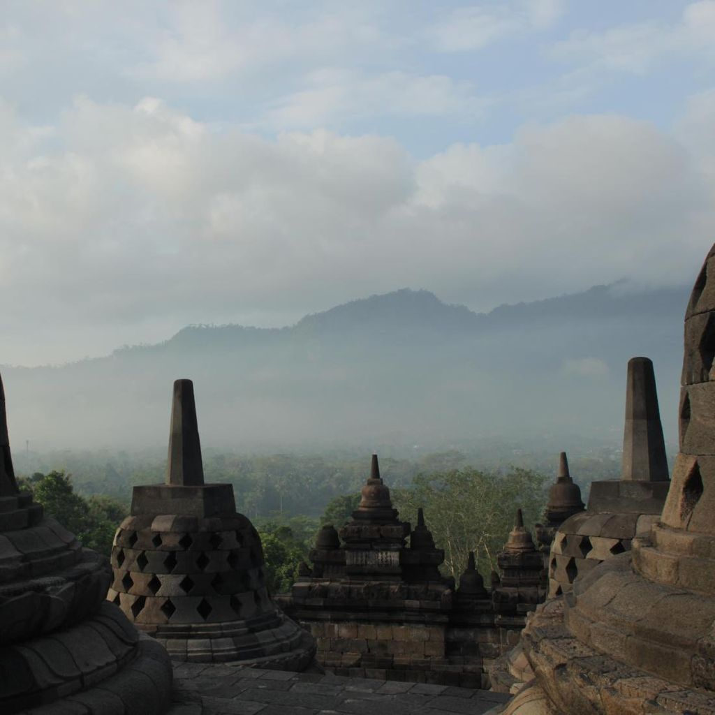 Bakal Dikunjungi Obama, Begini Kemegahan dan Histori Borobudur