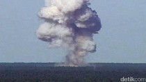Mengenal GBU-43 Induk Segala Bom yang Dijatuhkan AS di Afganistan