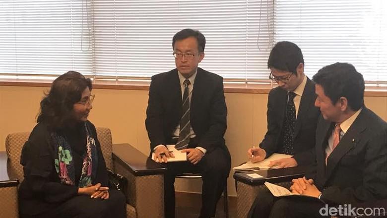 Menteri Susi: Jepang Dukung RI Jadi Anggota Dewan Keamanan PBB