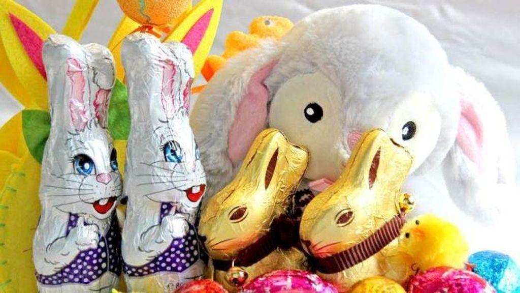Penjelasaan Soal Telur dan Kelinci di Hari Paskah