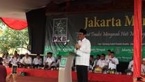 Hari Terakhir Kampanye, Djarot Hadiri Acara Jakarta Mengaji PKB