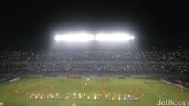 Pembukaan Liga 1: Menpora Beri Sambutan, Ketum PSSI Kick-off