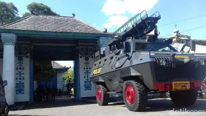 Geledah Keraton Surakarta, Polisi Amankan Blangko Kekancingan
